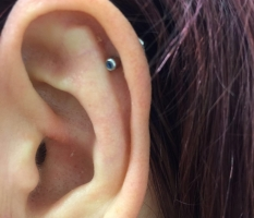 Helix Piercing