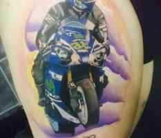 MotoGP Characateur