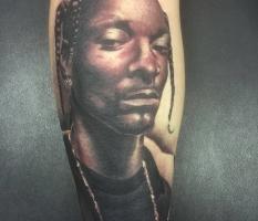 Snoop Dogg Portrait