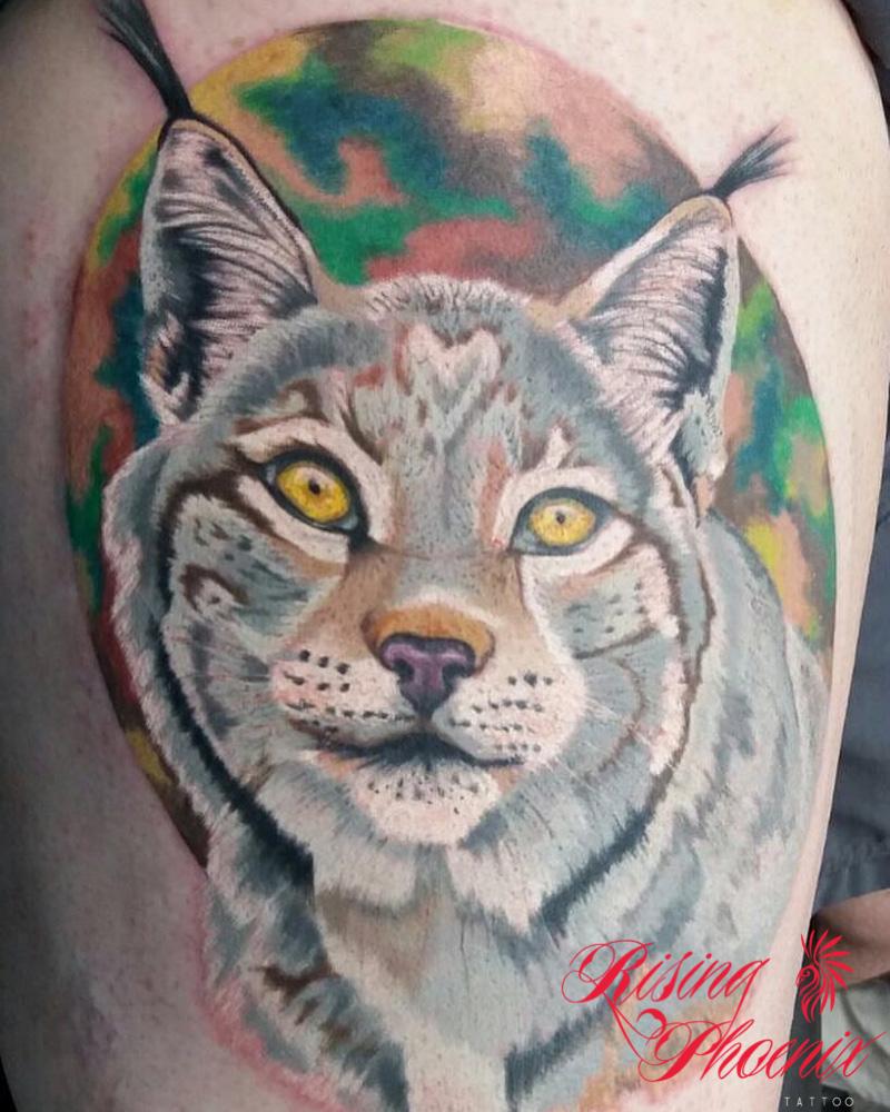 Colour Lynx