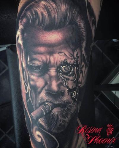 Arnold/Terminator
