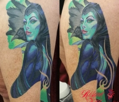 Healed Maleficent