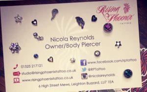 Nicola Reynolds - Piercer