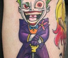 Joker Characateur