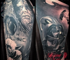 Star Wars™ Leg Sleeve