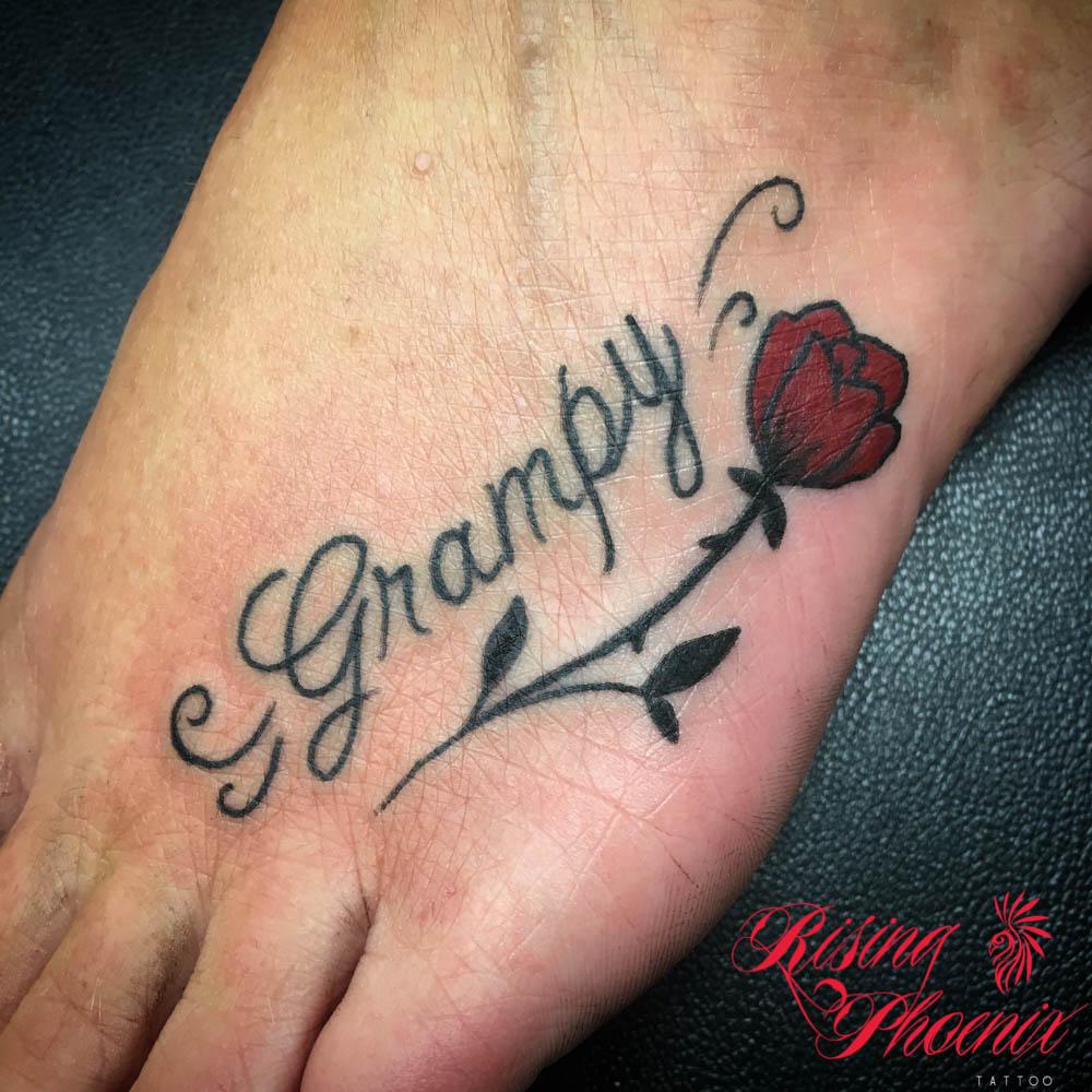 Grampy's Rose
