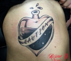 Caution! Love Potion