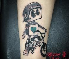 Love Robot: BMX