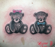 Tatty Love Teddys