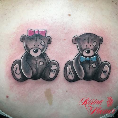 Tatty Love Teddys