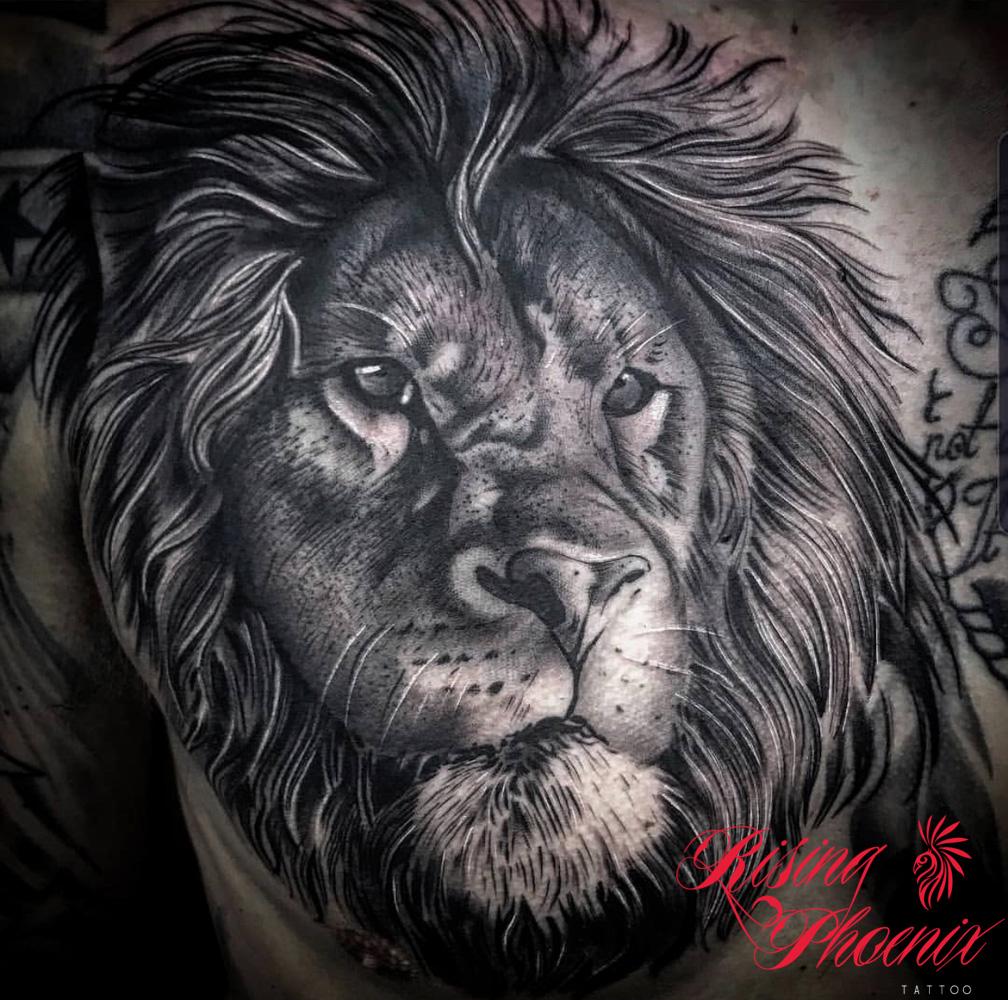 Greywork Lion