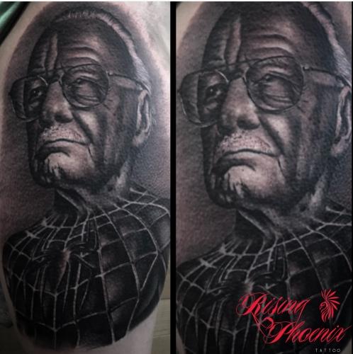 Stan Lee Spiderman