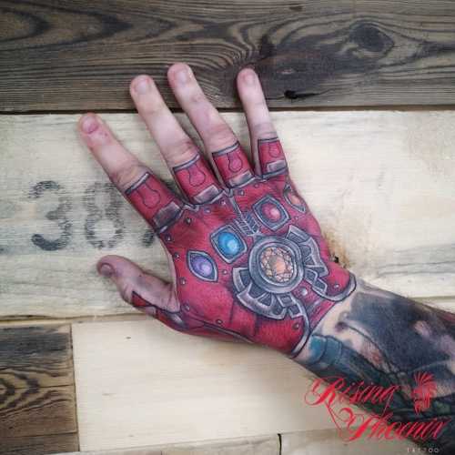 Iron Man Glove