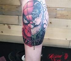 Spiderman Max/Oliver