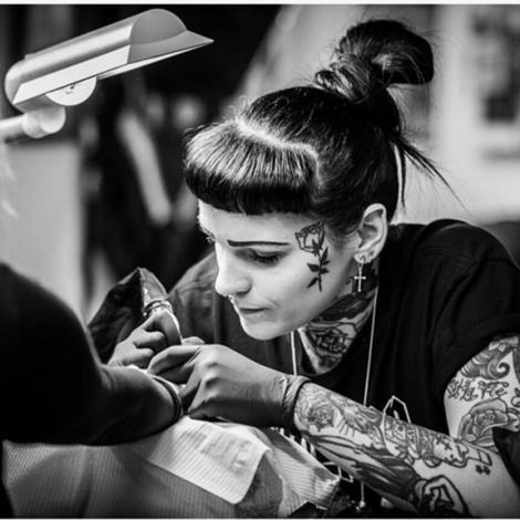 £40 Tattoo Deposit – PJ