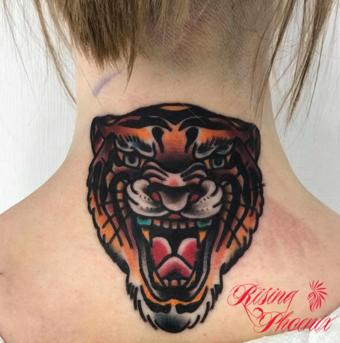 Traditional Tiger